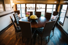 MOUNTAIN HOUSE DINING ROOM